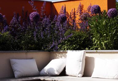 greencube modern garden design in ashford kent