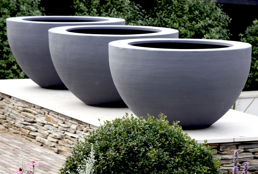 Focal Point Feature Pots