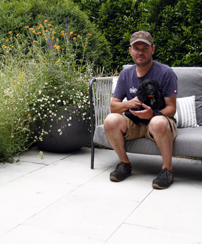 greencube garden design planting and maintenance Nick Geal
